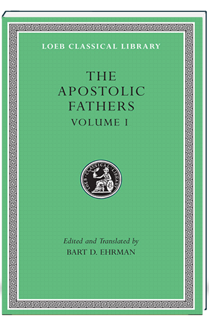 The Apostolic Fathers Volume I