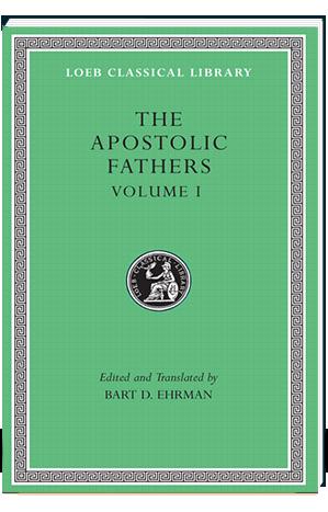 The Apostolic Fathers Volume I