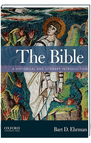 The Bible A Historical and Literary Introduction